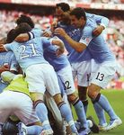 stoke fa cup final 2010 to 11 yaya goal5