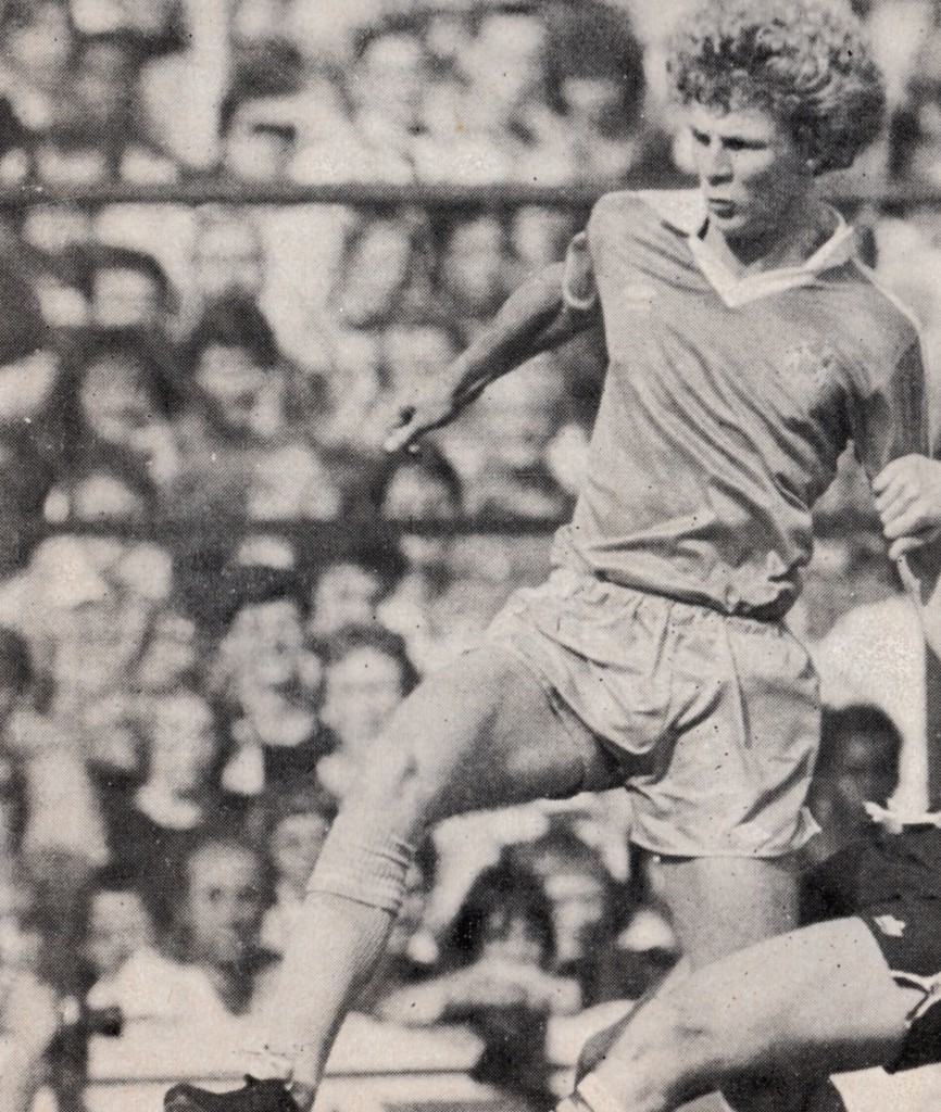 tottenham away 1979 to 80 action