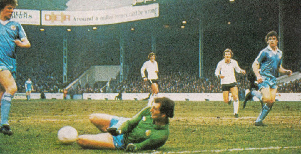 tottenham home 1979 to 80 action3