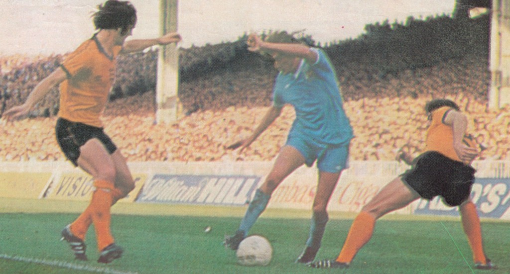 wolves home 1977 to 78 action11