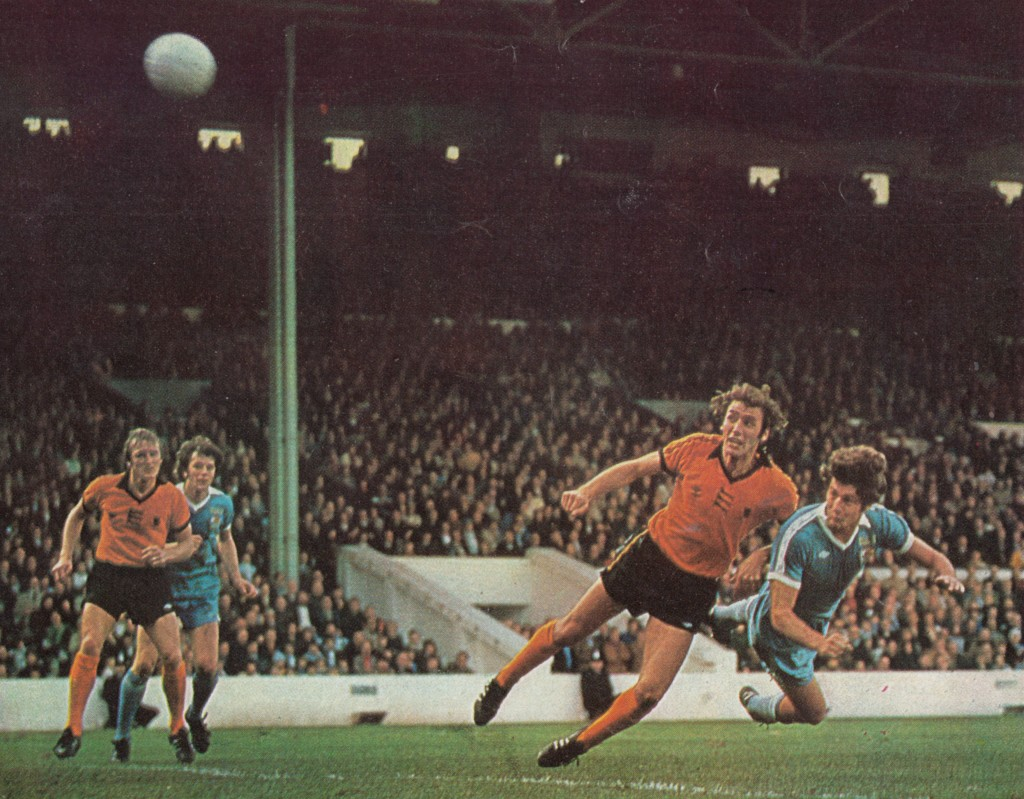 wolves home 1977 to 78 action12