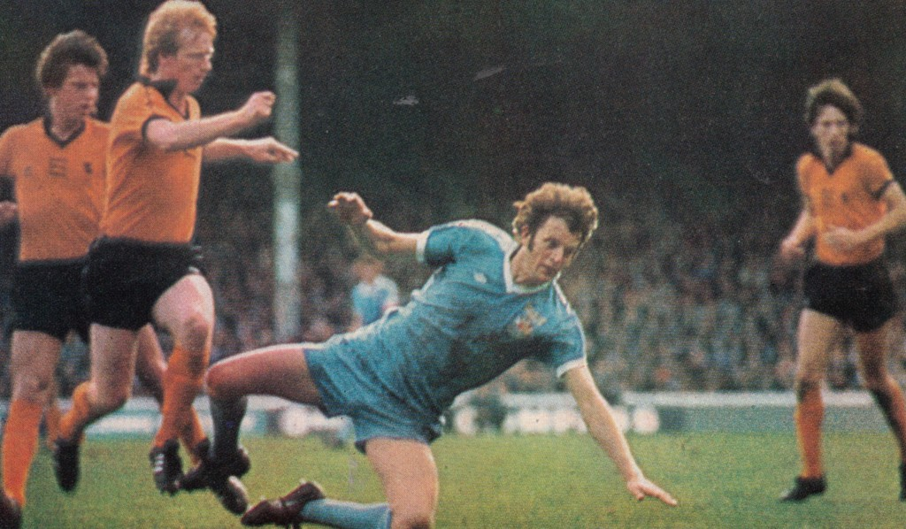 wolves home 1977 to 78 action14