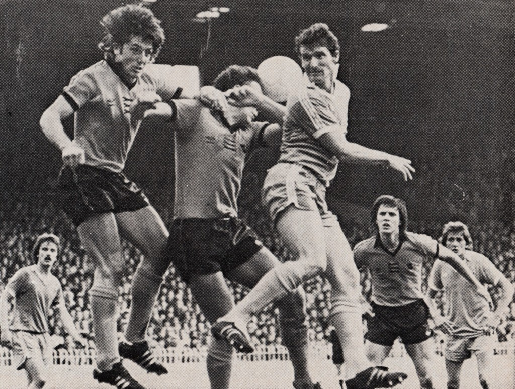 wolves home 1977 to 78 action9