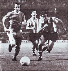 atletico bilbao away 1969-70 action