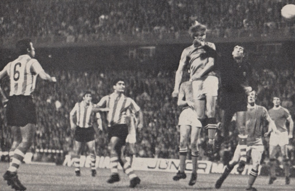 atletico bilbao away 1969 to 70 action 1a