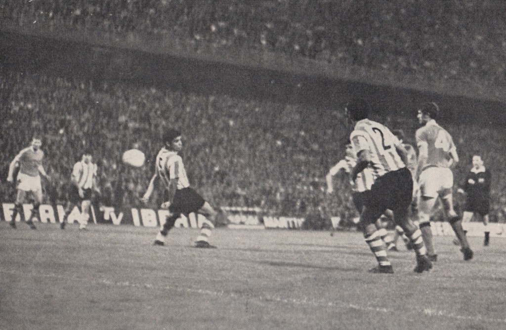 atletico bilbao away 1969 to 70 booth goal