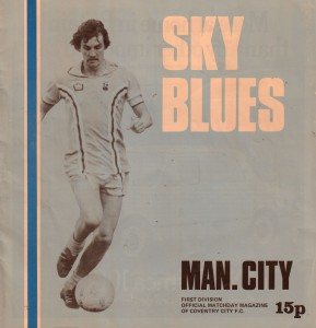 coventry away 1976 to 77 prog