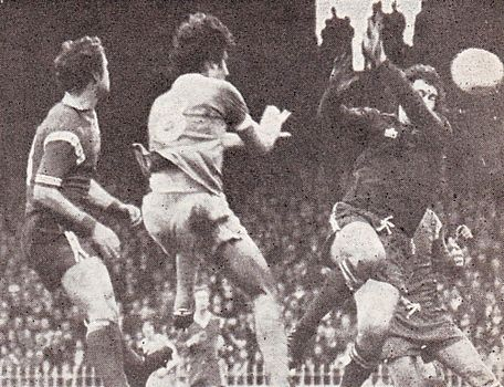 leicester home 1976 to 77 kidd 4th goal