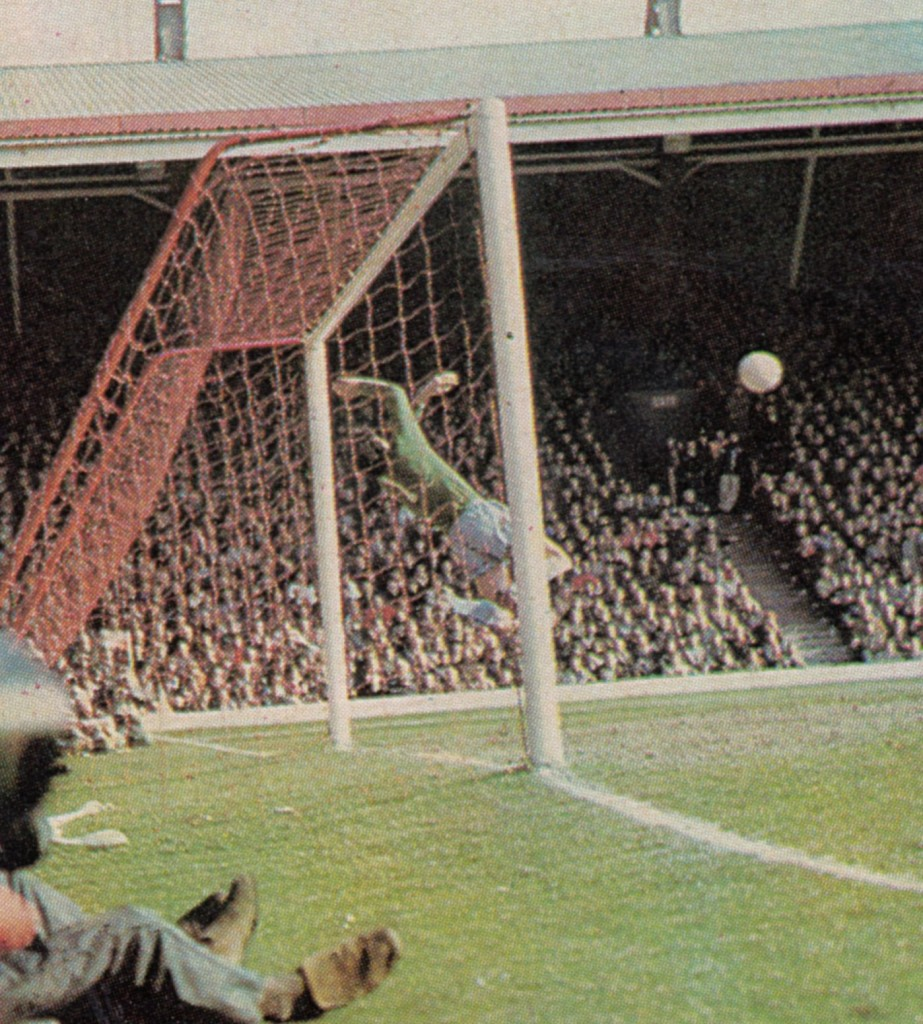 liverpool away 1976 to 77 corrigan save 3