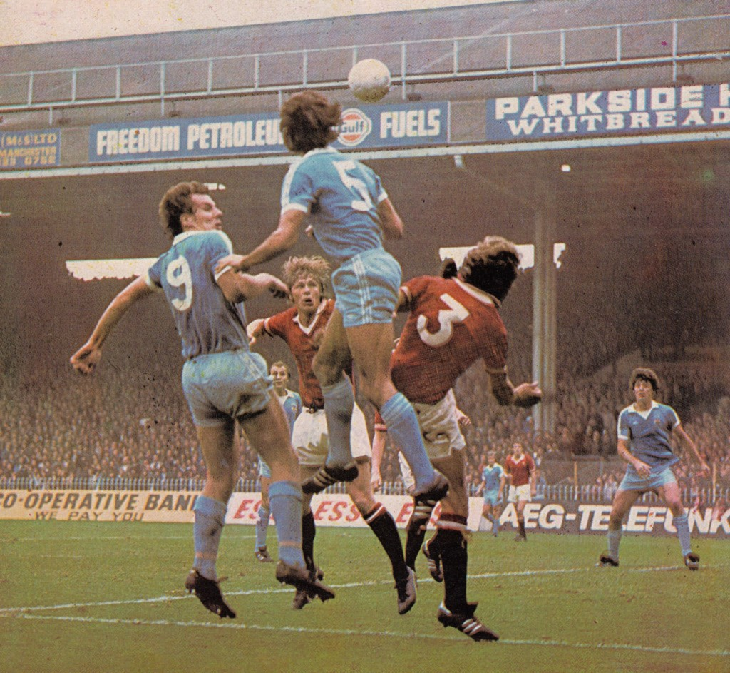 manchester united 1976 to 77 action 3
