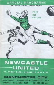 newcastle away 1969 to 70 prog large