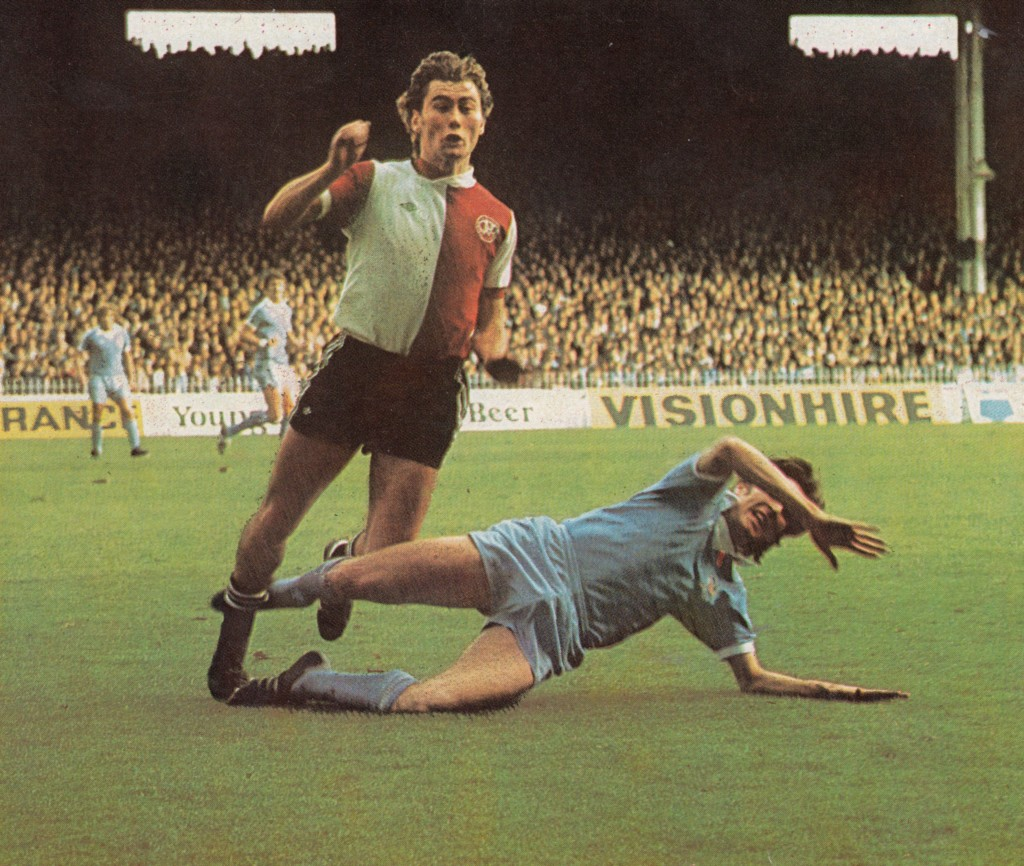 qpr home 1976 to 77 action7