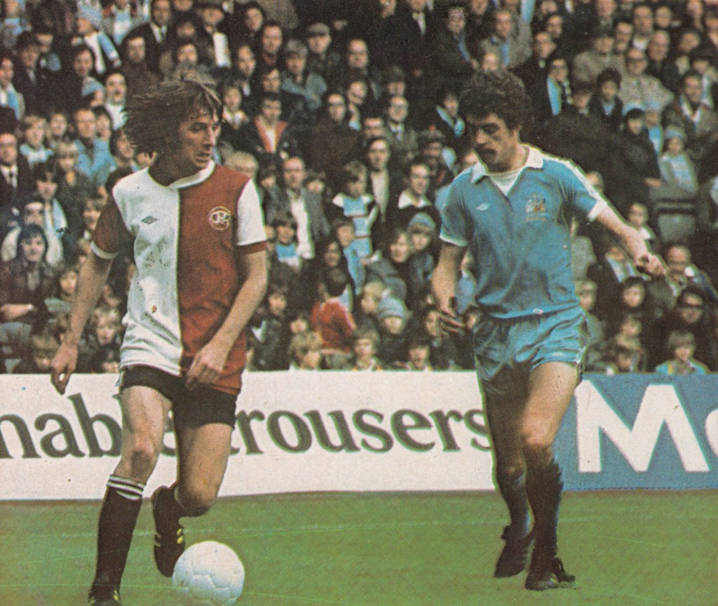 qpr home 1976 to 77 action9
