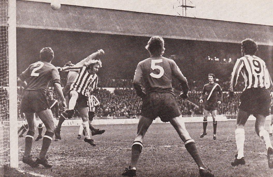 Sheffield United v Manchester City 1972/73 – City Til I Die
