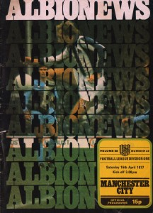 west brom away 1976 to 77 prog