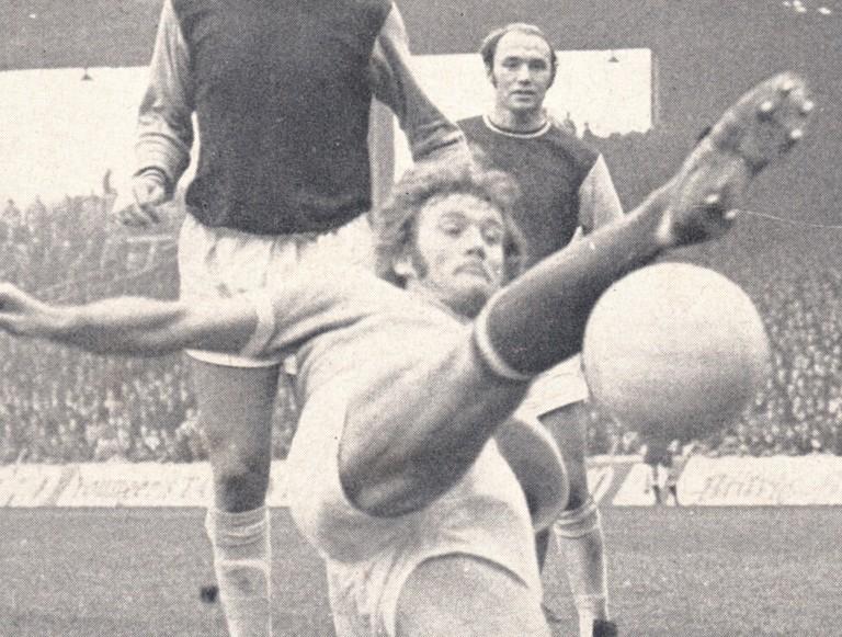 Manchester City v West Ham United 1972/73 - City Til I Die