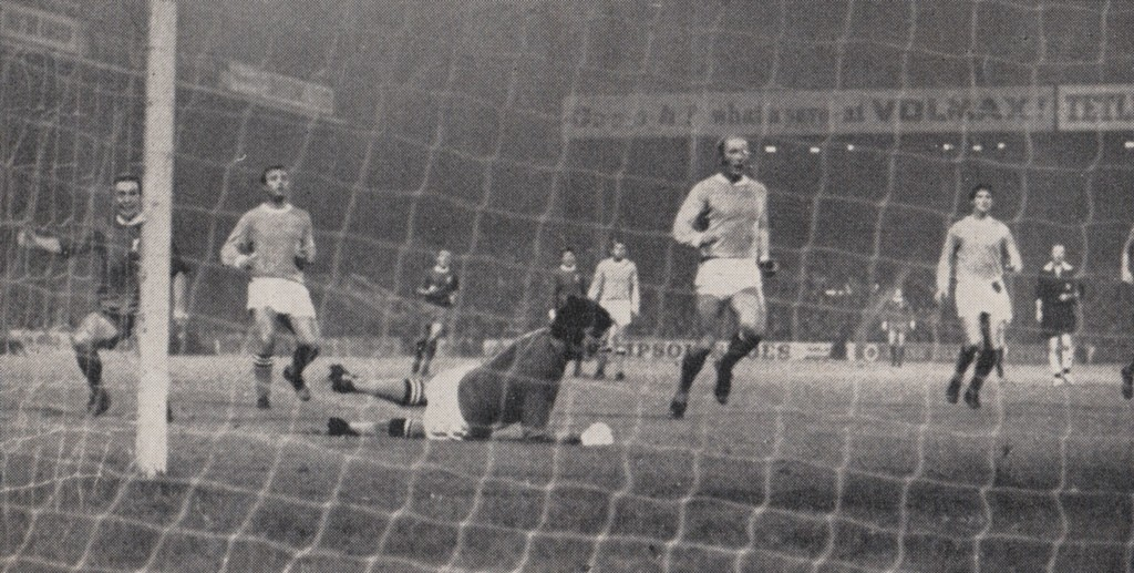 liverpool league cup 1969 to 70 graham liverpool 1st goal