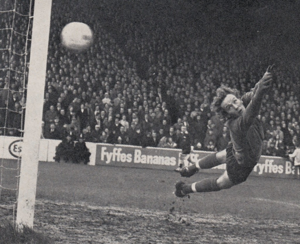 southampton home 1969 to 70 bell goal