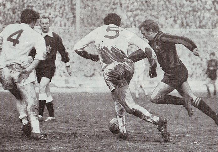 wba league cup final 1969 to 70 action