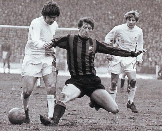 wba league cup final 1969 to 70 action4