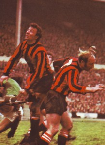 wba league cup final 1969 to 70 action5