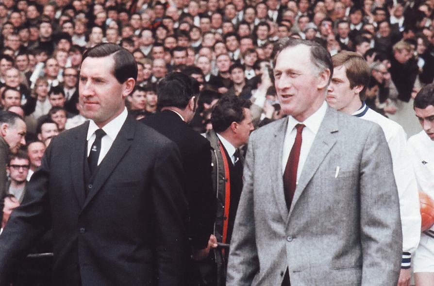 1968-69 fa cup final tunnel
