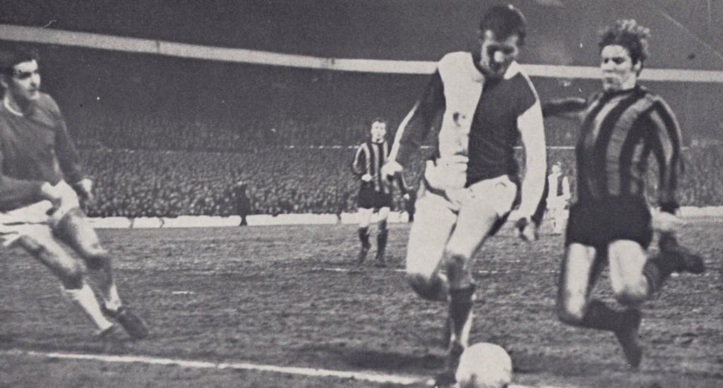 blackburn fa cup 1968 to 69 fa cup coleman 2nd goal 4-1