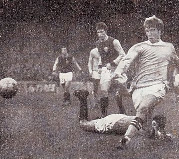 burnley home 1968 to 69 bell 3rd city goal