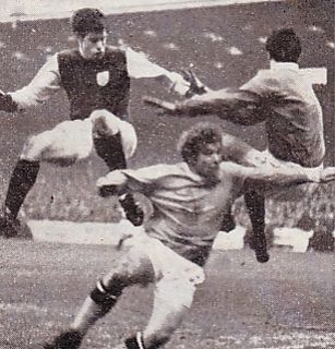 burnley home 1968 to 69 coleman 5th city goal
