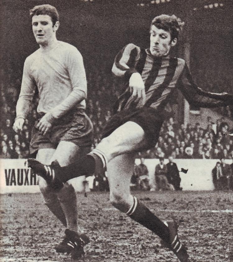 everton fa cup semi 1968 to 69 booth goal2