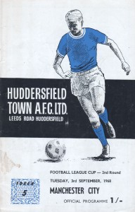 huddersfield away league cup 1968 to 69 prog large
