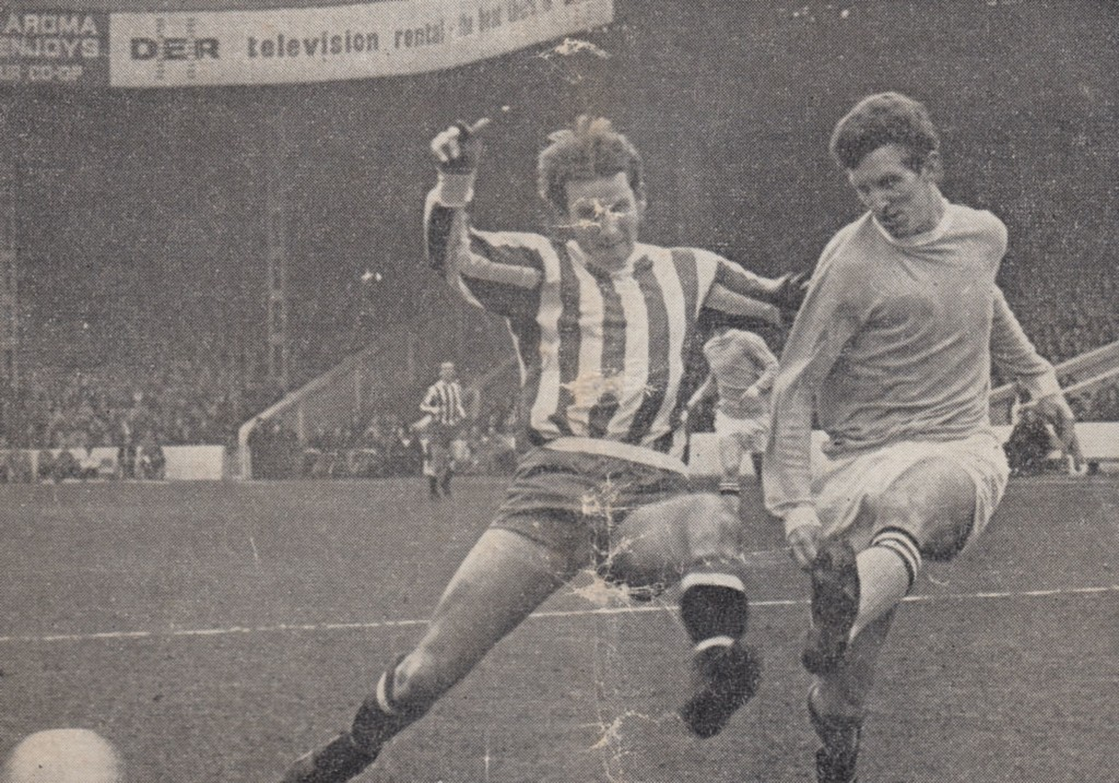 stoke home 1968 to 69 action