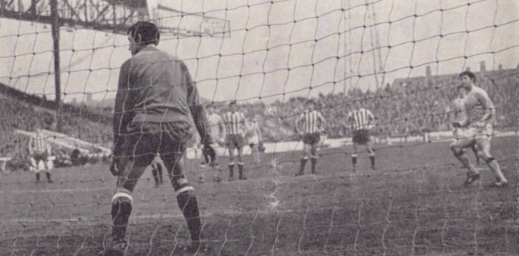 stoke home 1968 to 69 doyle goal