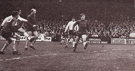 fulham away 1967 to 68 action2
