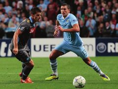 napoli home 2011 to 12 action