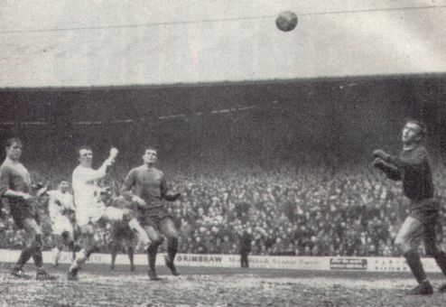 cardiff away fa cup 1966-67 action