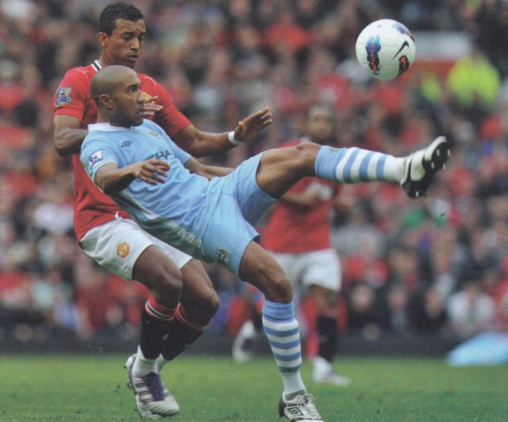 man utd away 2011 to 12 action 49