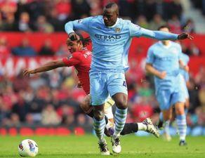 man utd away 2011 to 12 action