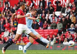 man utd away 2011 to 12 dzeko goal 6-1