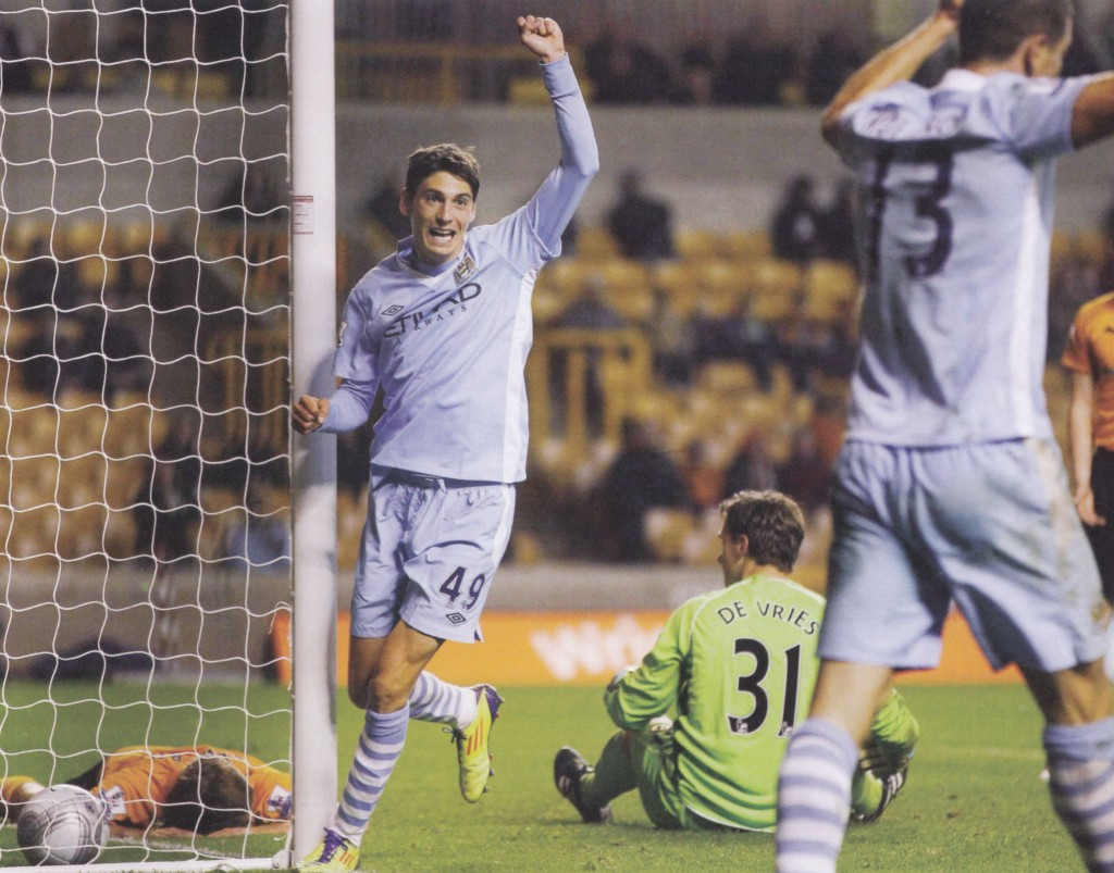 wolves carling cup 2011 to 12 scapuzzi goal