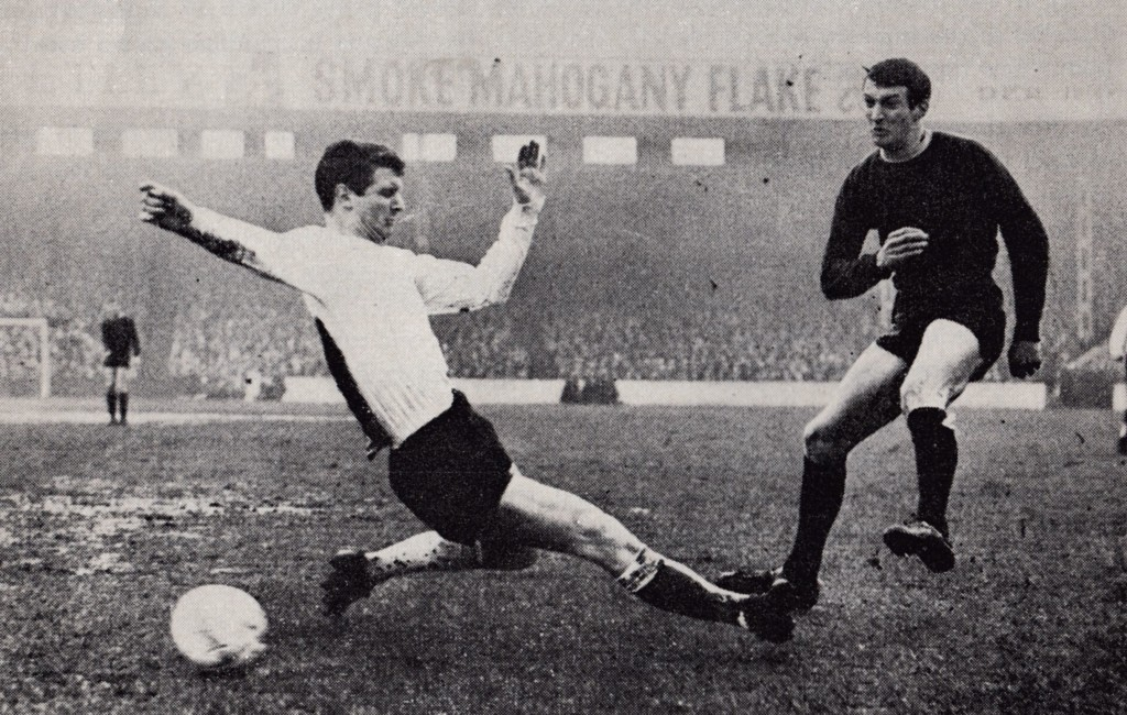 everton home fa cup 1965 to 66 action1
