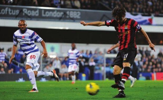 qpr away 2011 to 12 silva goalb