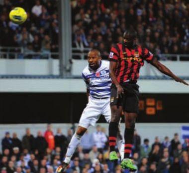 qpr away 2011 to 12 yaya goal