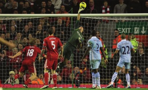 liverpool away 2011 to 12 action
