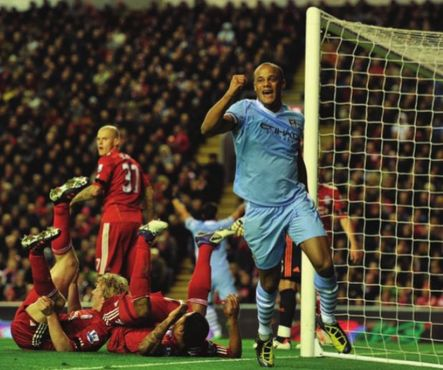 liverpool away 2011 to 12 kompany goal2