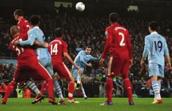 liverpool home carling cup 2011 to 12 action3