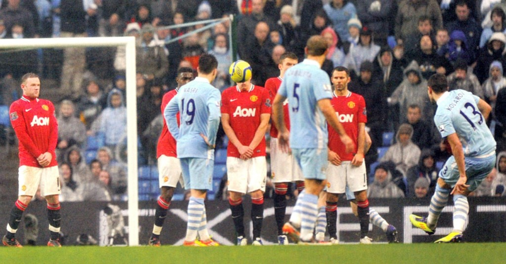 man utd fa cup 2011 to 12 kolarov goal6