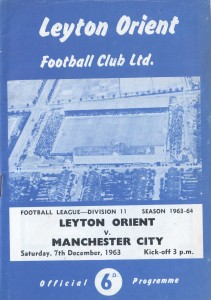orient away 1963 to 64 prog large