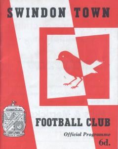 swindon away fa cup 1963 to 64 prog large