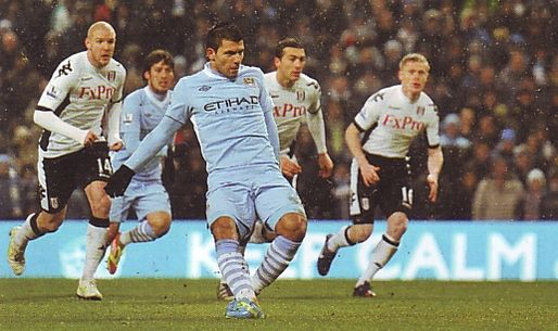 fulham home 2011 to 12 aguero goal